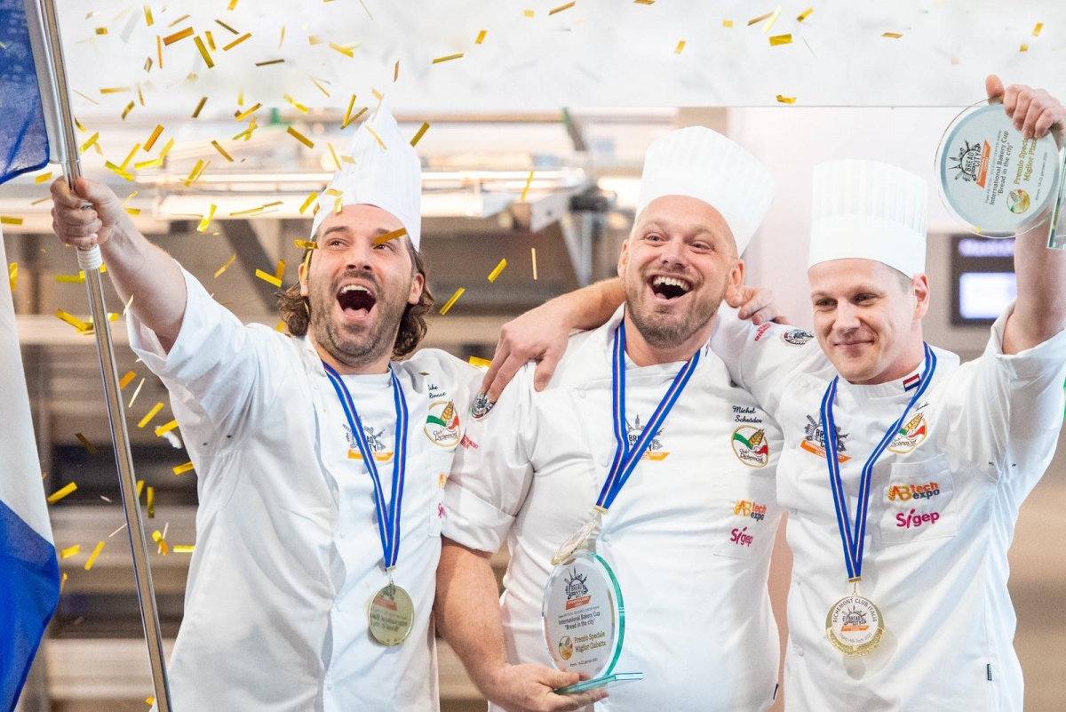 BoulangerieTeam winnaar Bread in the City
